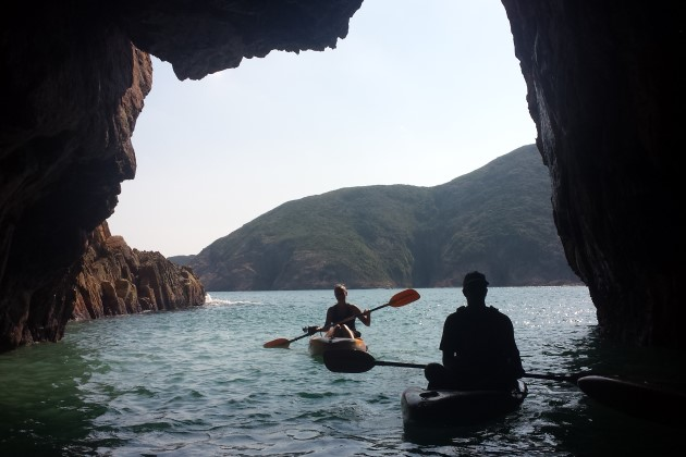 Geopark Kayaking Experience For Two